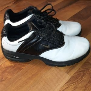 Nike golf shoes 314842-122 Mens size 11.5 CG